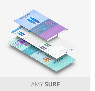 AMY Theme - Creative Multi-Purpose WordPress Theme - 7